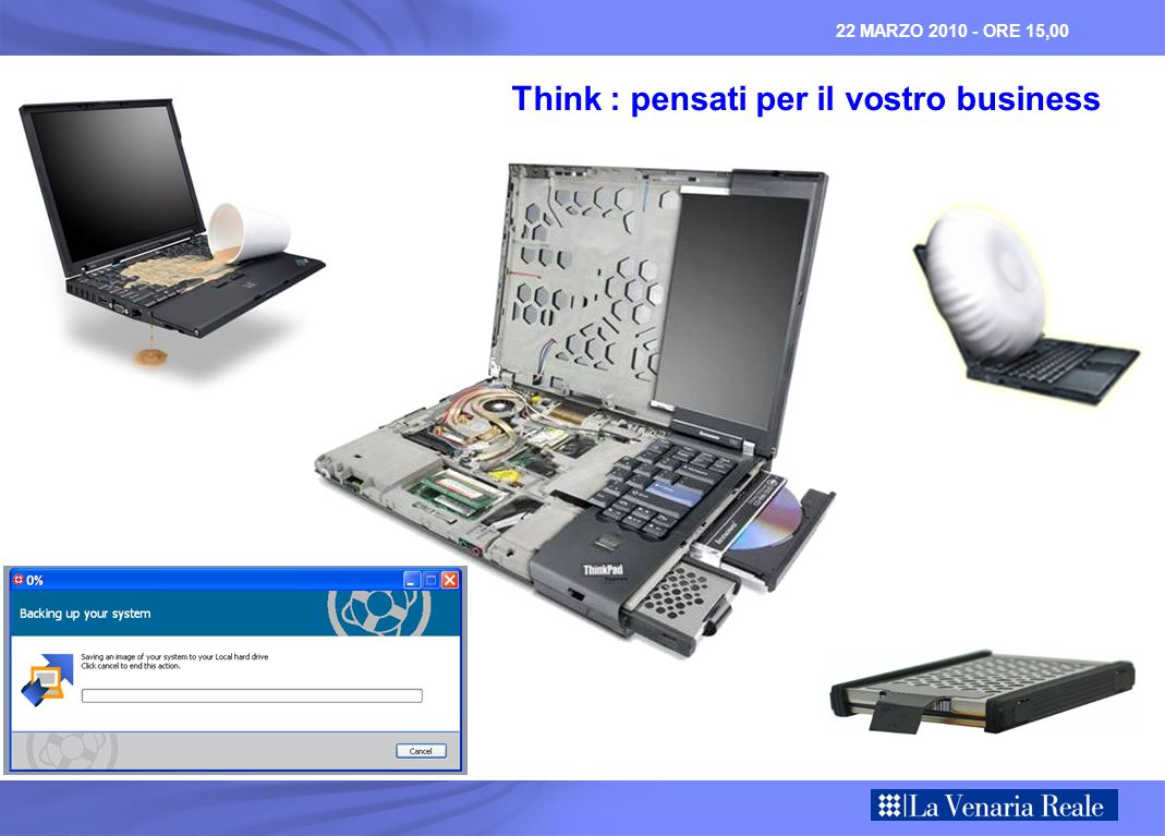 Think : pensati per il vostro business