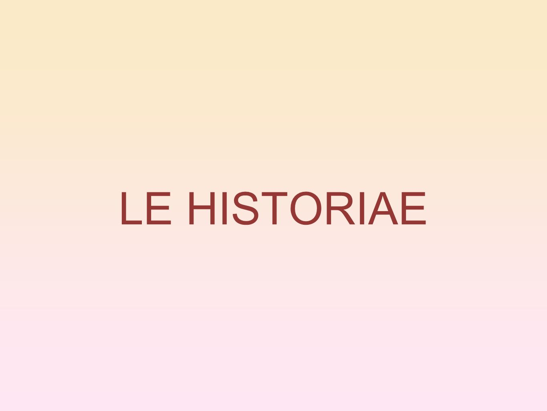 LE HISTORIAE