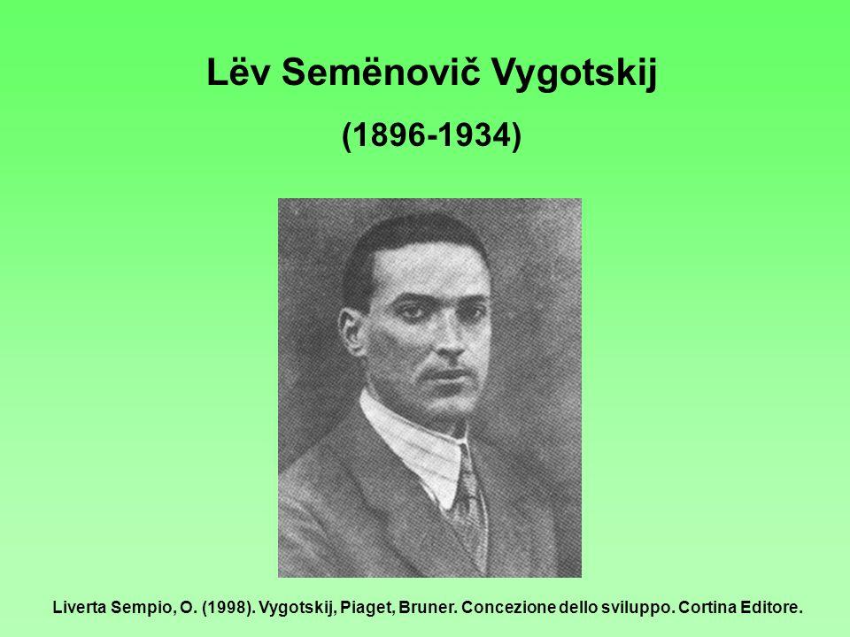 Lёv Semёnovič Vygotskij