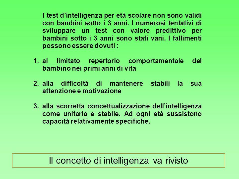 Il concetto di intelligenza va rivisto