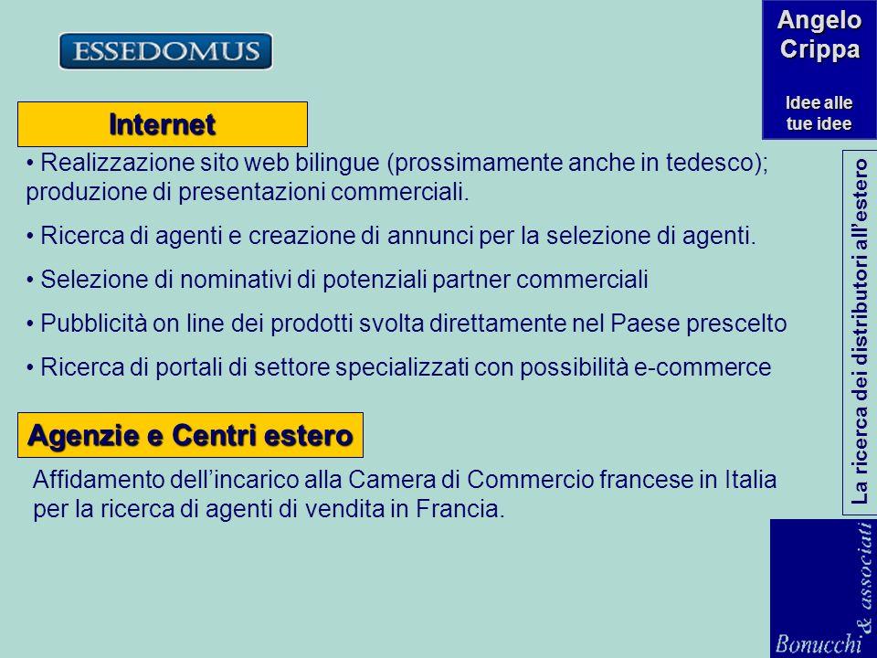 Agenzie e Centri estero
