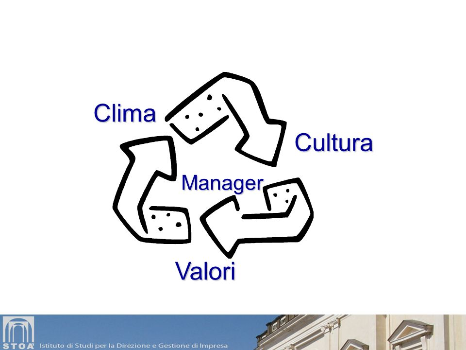 Clima Cultura Manager Valori