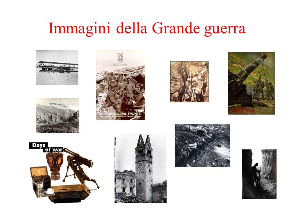 Immagini della Grande guerra