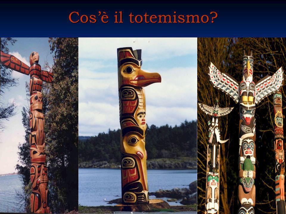 Cos'è il totemismo