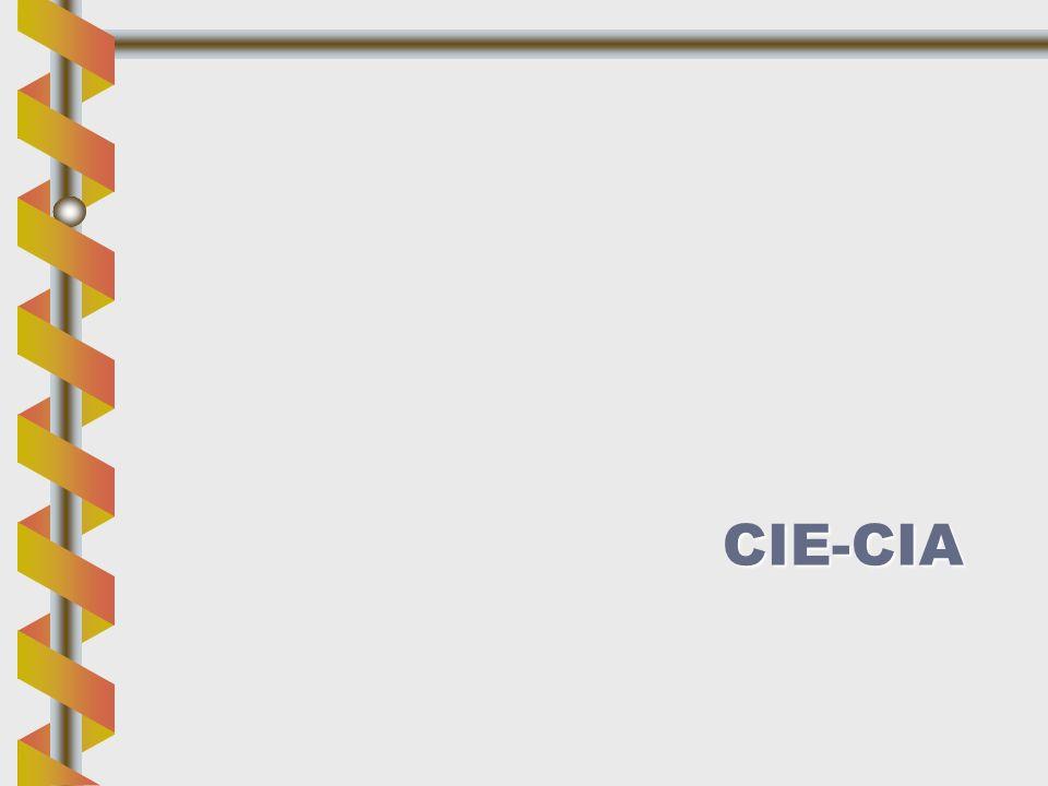 CIE-CIA