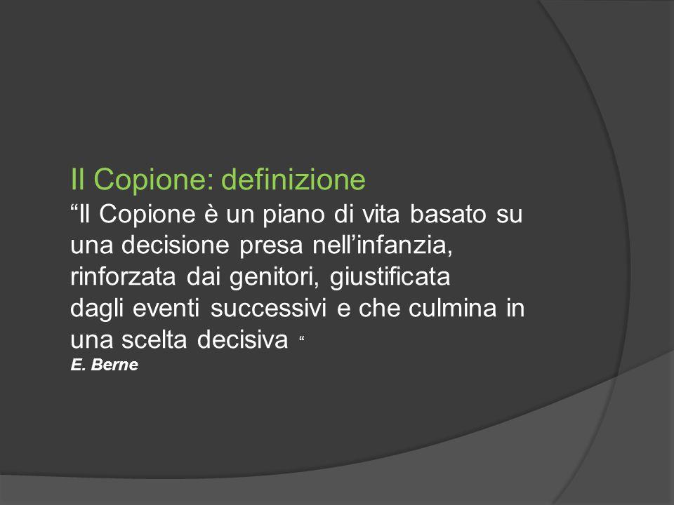 Il Copione: definizione