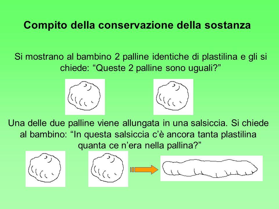 Compito della conservazione della sostanza