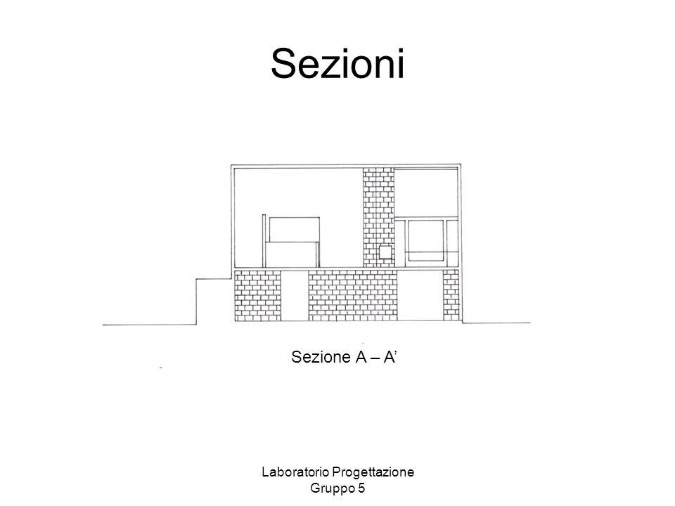 Laboratorio Progettazione Gruppo 5