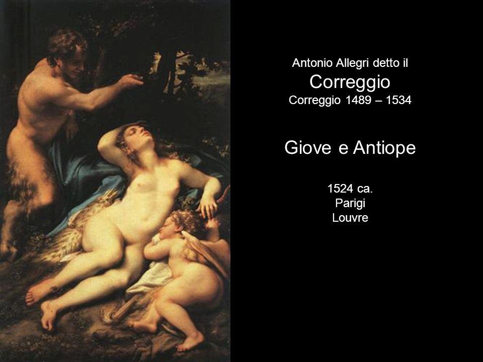 Antonio Allegri detto il