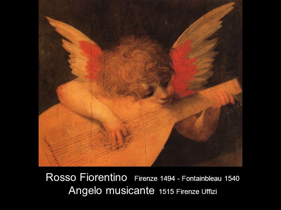 Rosso Fiorentino Firenze 1494 - Fontainbleau 1540