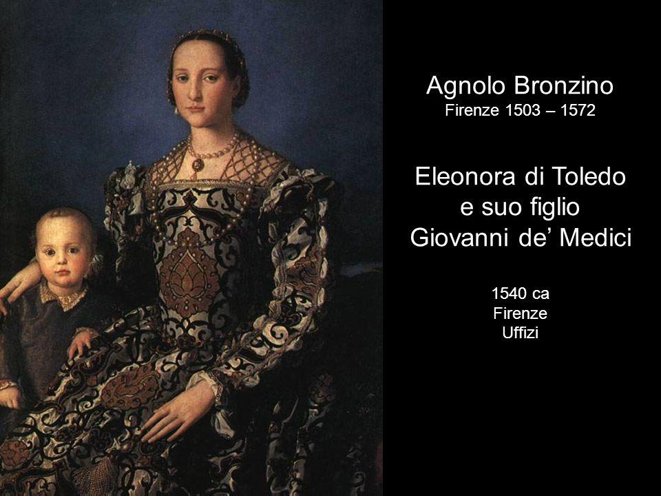 e suo figlio Giovanni de' Medici