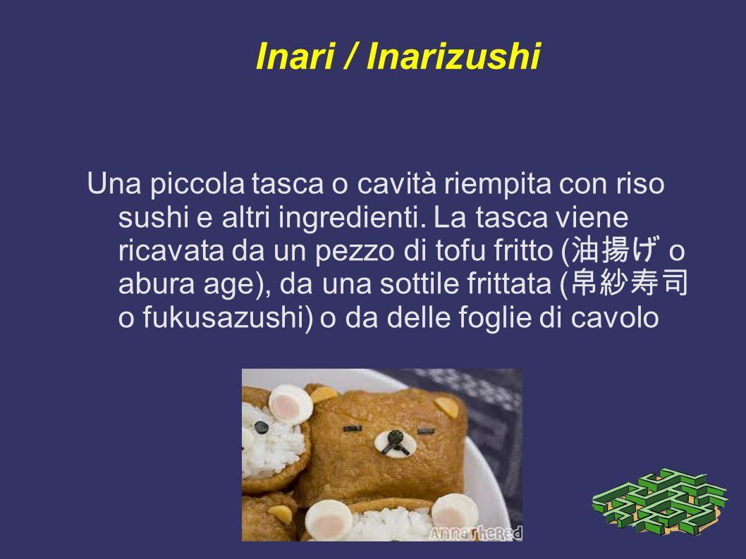 Inari / Inarizushi