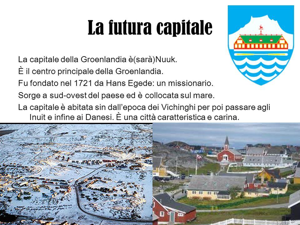La futura capitale
