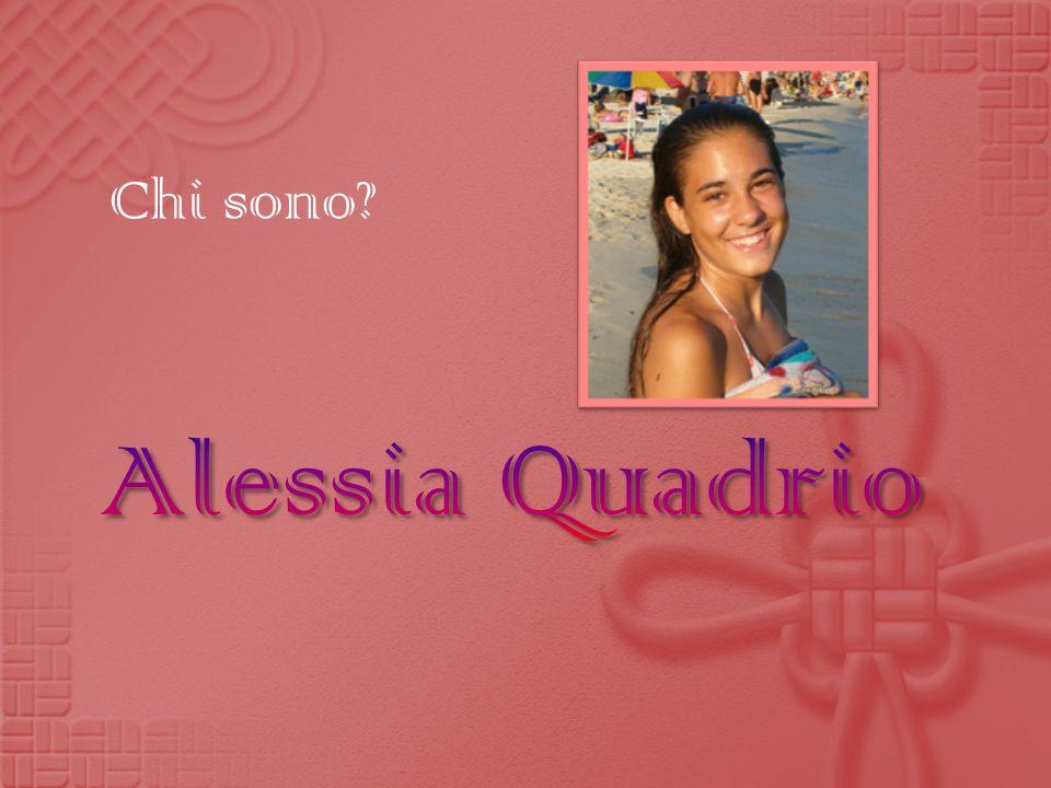Chi sono Alessia Quadrio