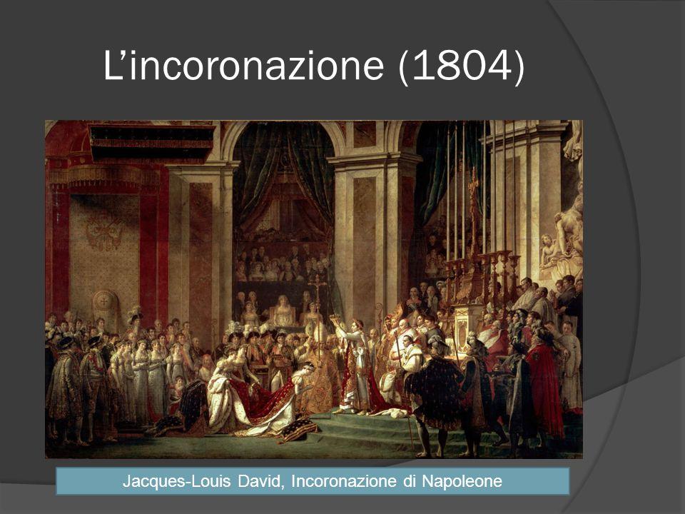 Jacques-Louis David, Incoronazione di Napoleone
