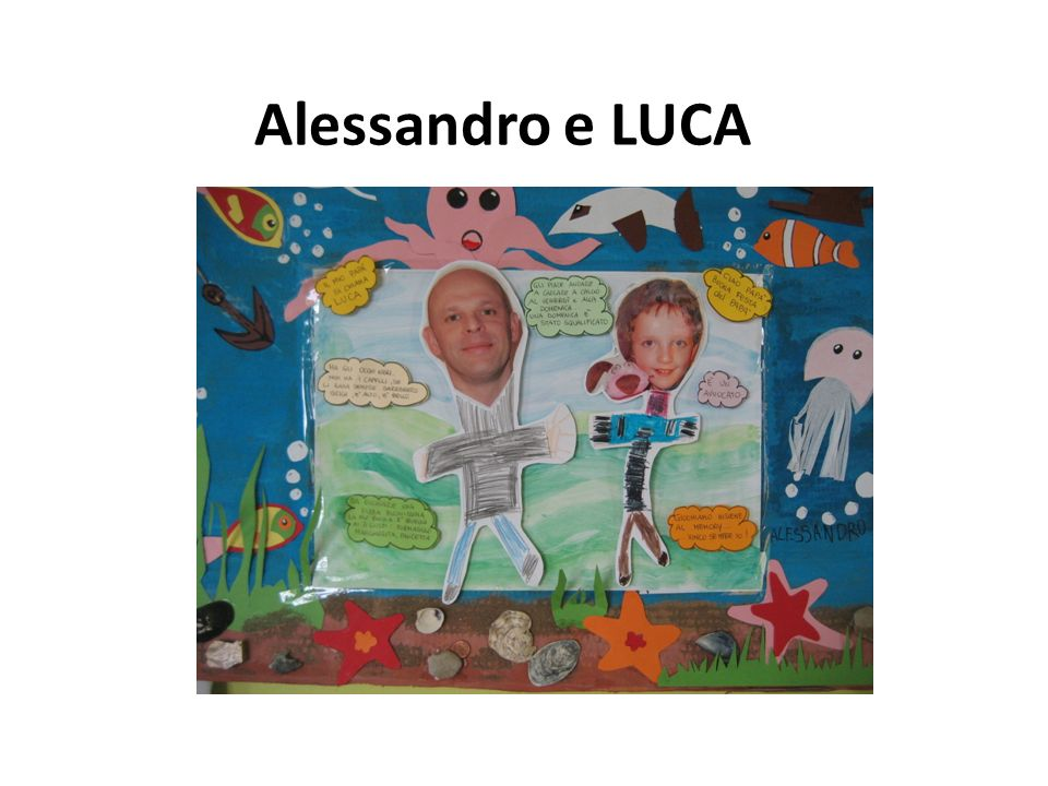 Alessandro e LUCA