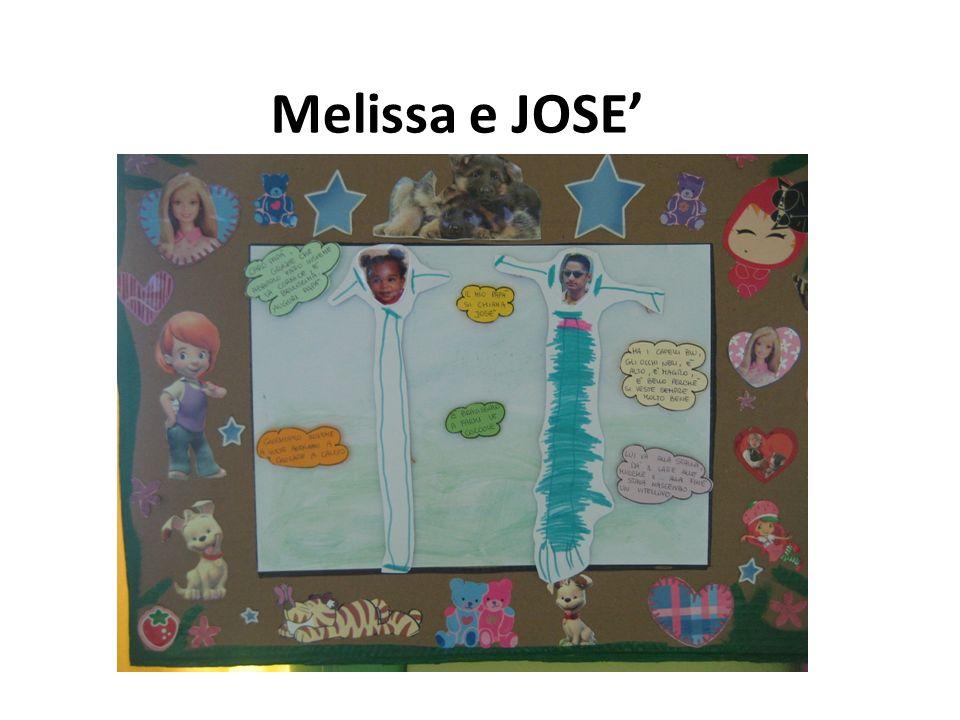 Melissa e JOSE'