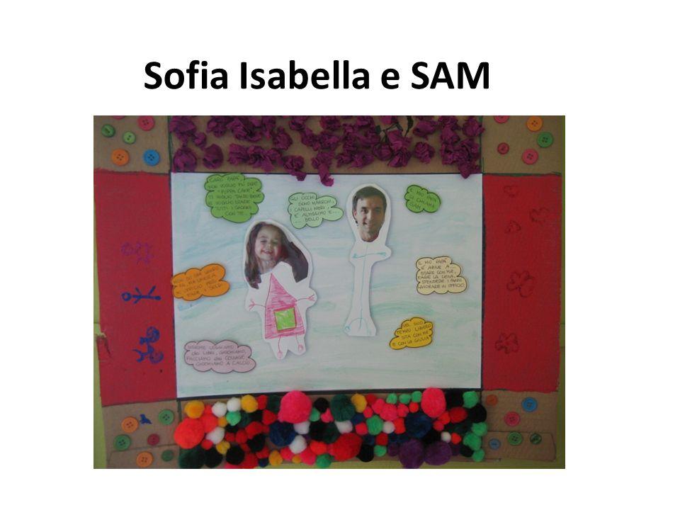 Sofia Isabella e SAM