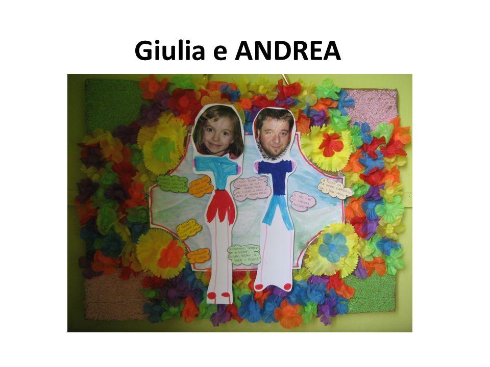 Giulia e ANDREA