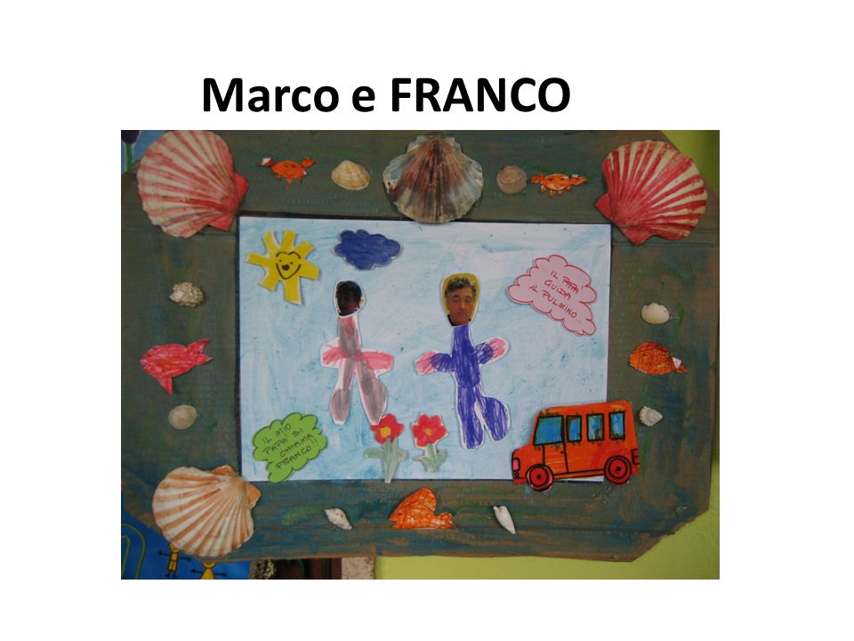 Marco e FRANCO