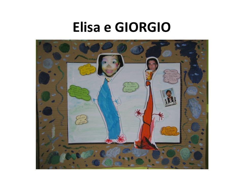 Elisa e GIORGIO
