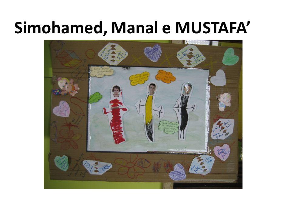 Simohamed, Manal e MUSTAFA'