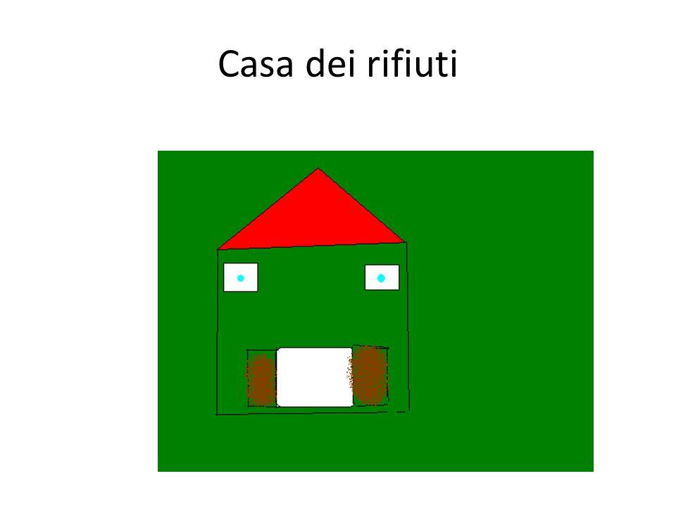 Casa dei rifiuti