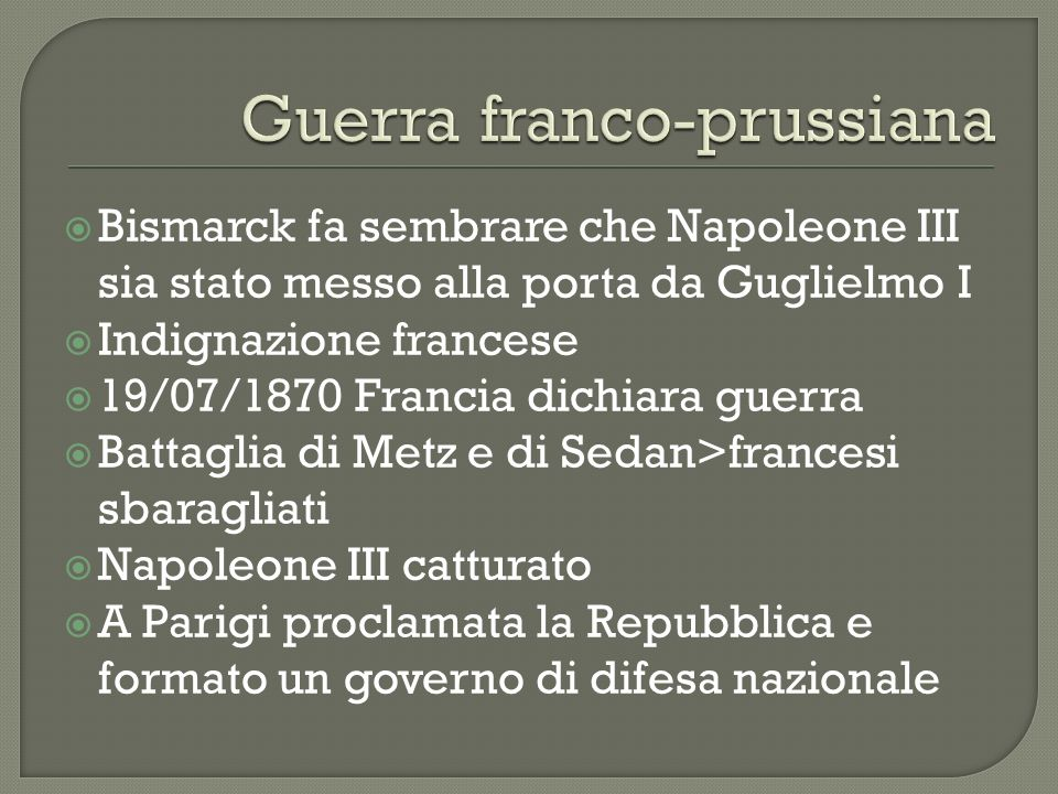 Guerra franco-prussiana