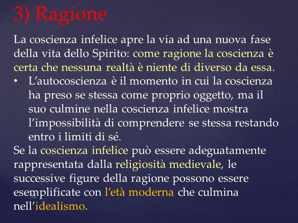 3) Ragione