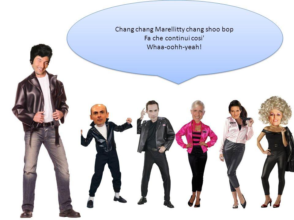 Chang chang Marellitty chang shoo bop