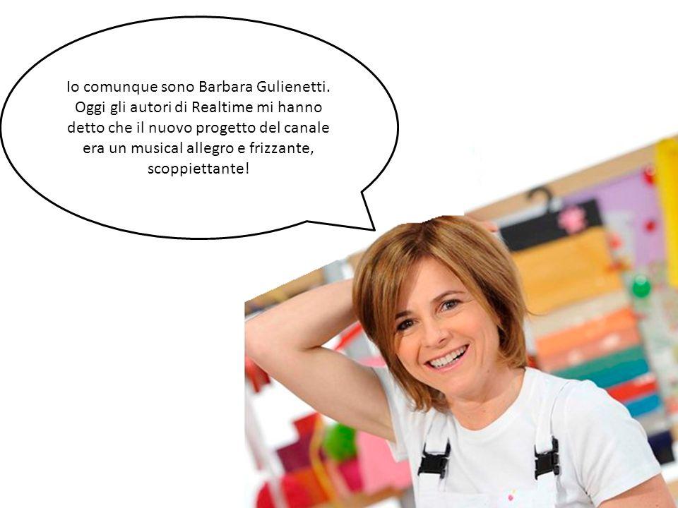 Io comunque sono Barbara Gulienetti