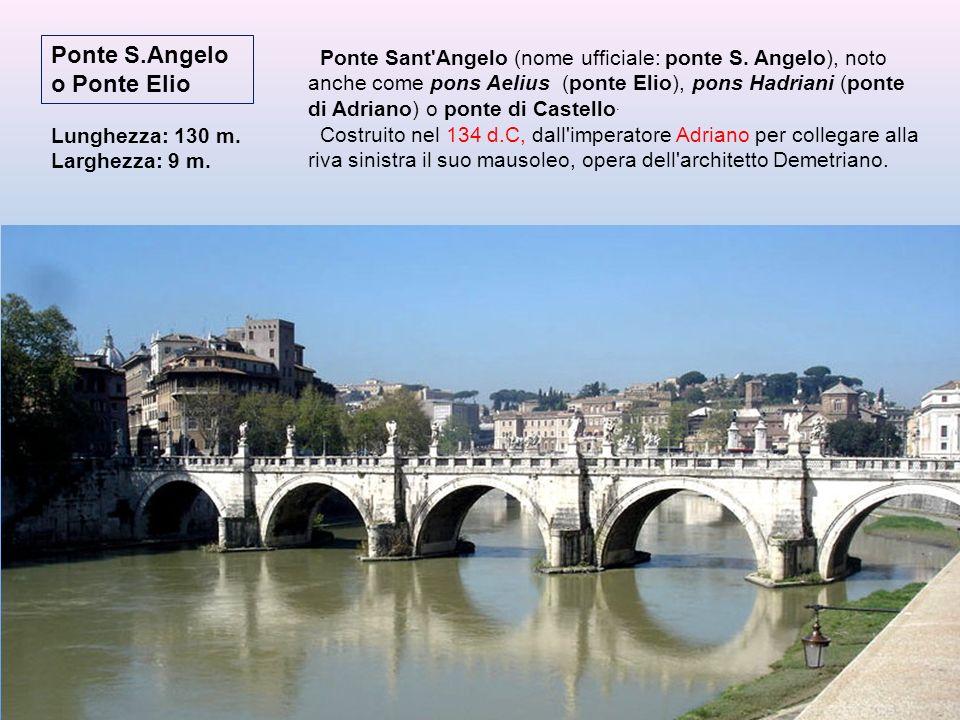 Ponte S.Angelo o Ponte Elio