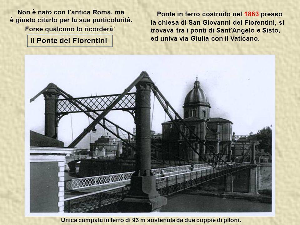 Il Ponte dei Fiorentini