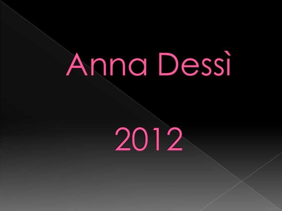 Anna Dessì 2012
