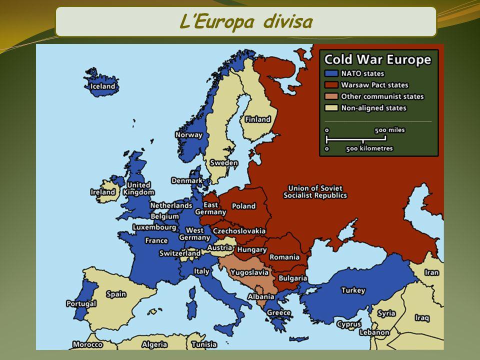 L'Europa divisa