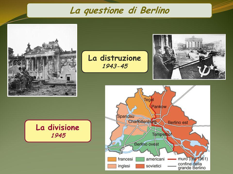La questione di Berlino