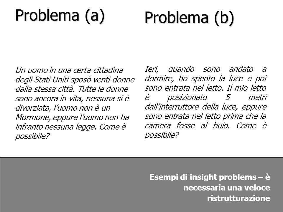 Problema (a) Problema (b)