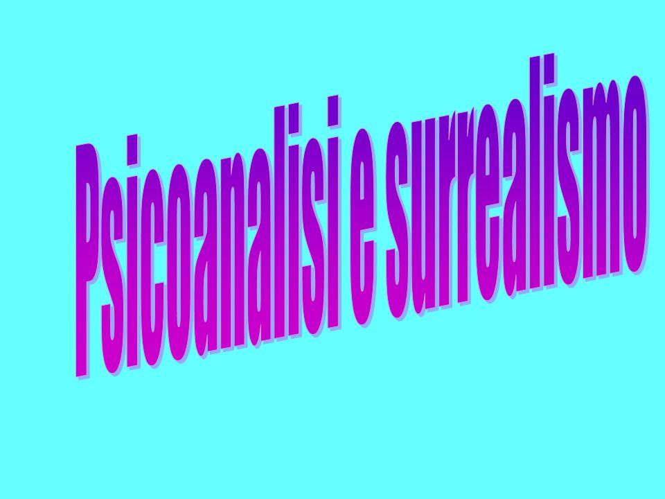 Psicoanalisi e surrealismo