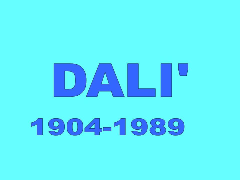 DALI 1904-1989