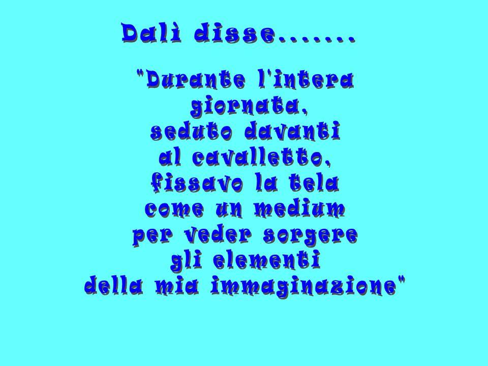 della mia immaginazione