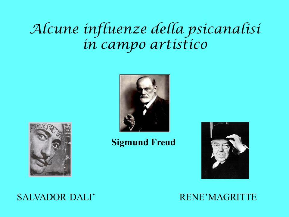 Alcune influenze della psicanalisi in campo artistico