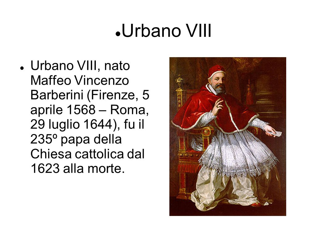 Urbano VIII