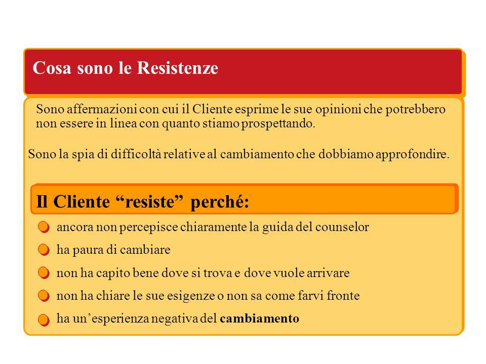 Cosa sono le Resistenze