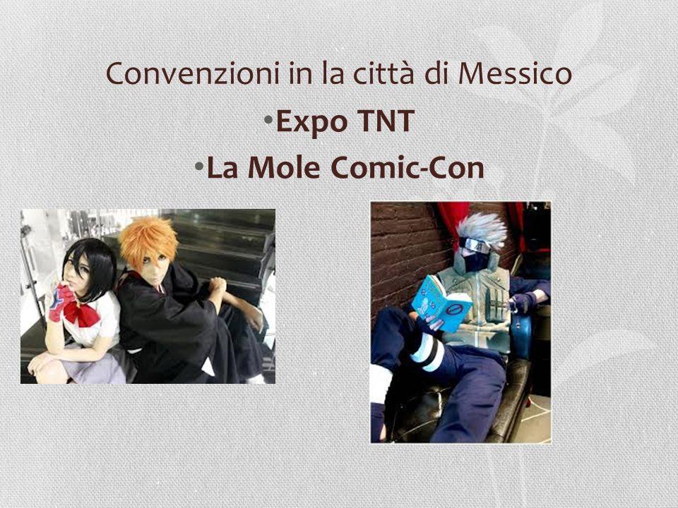 Convenzioni in la città di Messico
