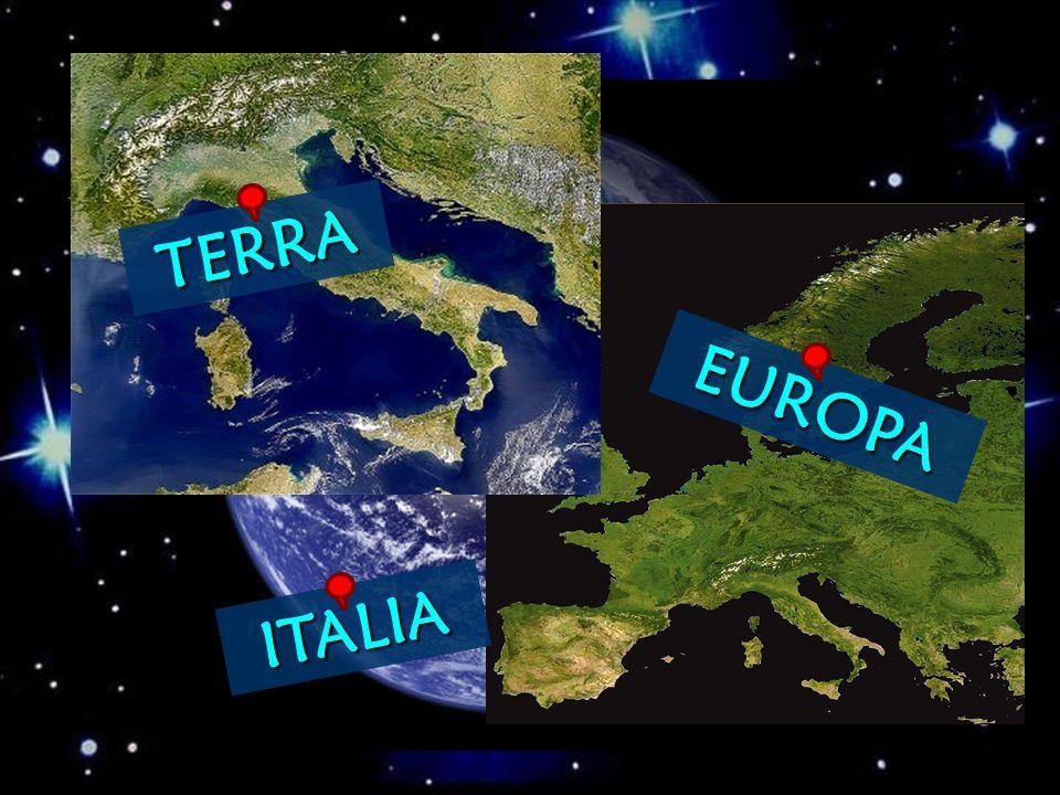 TERRA EUROPA ITALIA