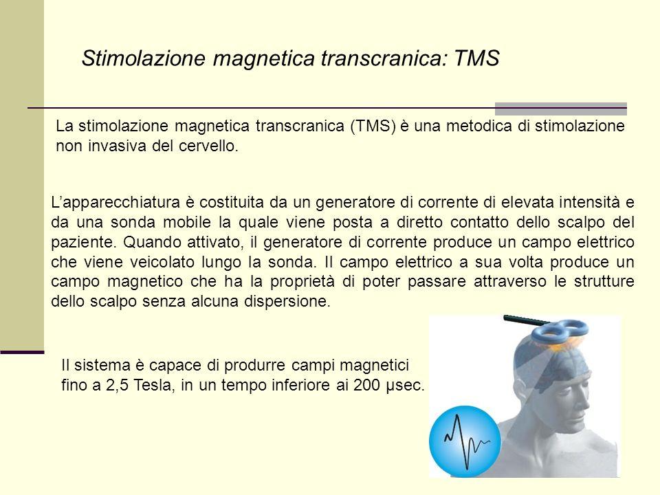 Stimolazione magnetica transcranica: TMS