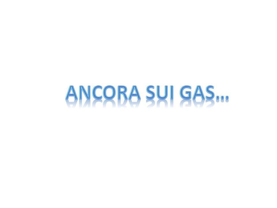 Ancora sui gas…