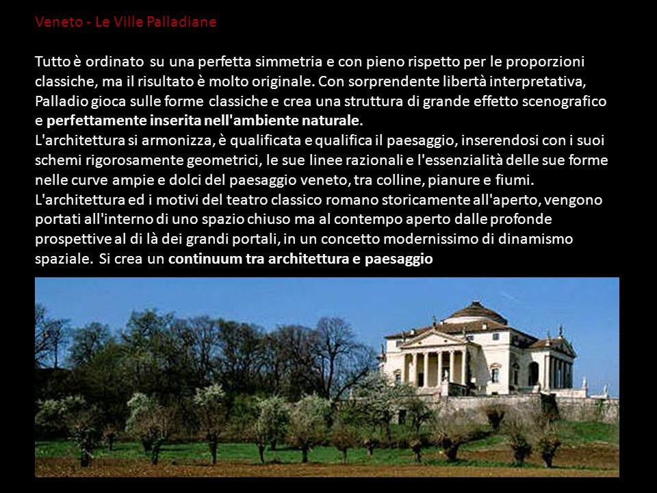 Veneto - Le Ville Palladiane
