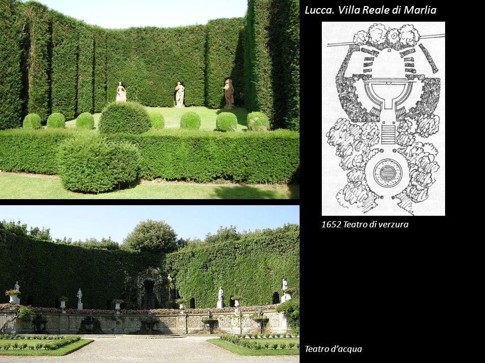 Lucca. Villa Reale di Marlia