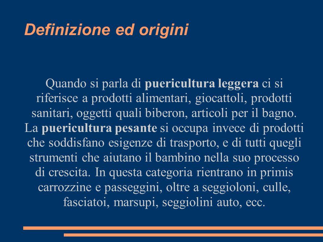 Definizione ed origini